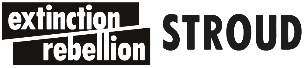 Extinction Rebellion Stroud logo